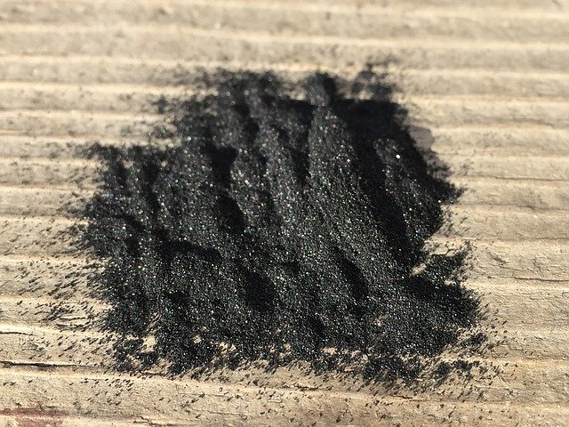 Natural Graphite - Amorphous or Flake Graphite